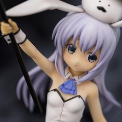 Is the Order a Rabbit?? Chino Bunny Ver. 1/8 Scale Figure
