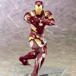 ArtFX+ Captain America: Civil War - Iron Man Mark 46