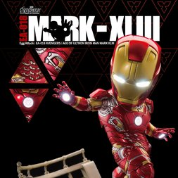 Egg Attack: Iron Man Mark XLIII | Avengers: Age of Ultron