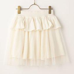 LIZ LISA Tiered Knit Skirt