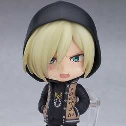 Nendoroid Yuri!!! on Ice Yuri Plisetsky: Casual Ver.