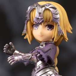 Bishoujo Character Collection Smartphone Stand No. 16: Fate/Grand Order Ruler/Jeanne d'Arc