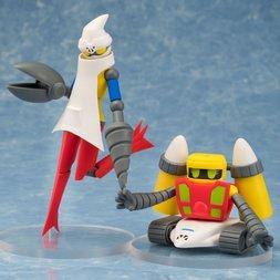 Moe Getter Robo Getter 2 & 3