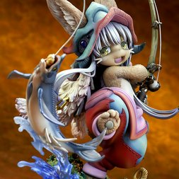 Made in Abyss Nanachi: Demonfish Fishing Non-Scale Figure