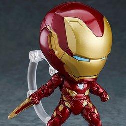 Nendoroid Avengers: Infinity War Iron Man Mark 50: Infinity Edition DX Ver.