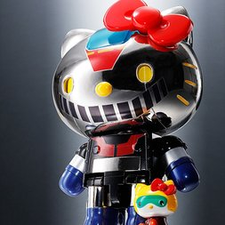 Chogokin Hello Kitty (Mazinger Z Color)