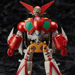 Dynamic Change: New Getter Robo