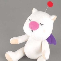 Final Fantasy X Moogle Plush (Re-run)