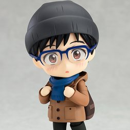 Nendoroid Yuri!!! on Ice Yuri Katsuki Casual Ver.
