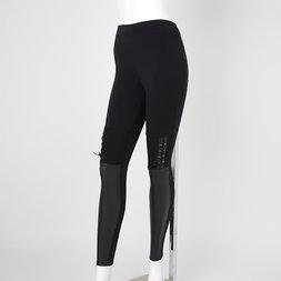 Ozz Croce Studded Leggings