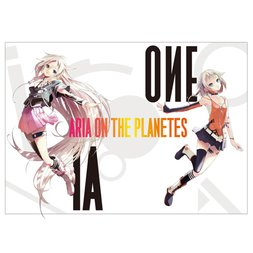 IA x ONE Clear Poster