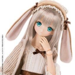 Alice / Time of Grace III -Easter Bunny in Wonderland- Caffe Latte