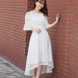 LIZ LISA Fishtail Long Dress