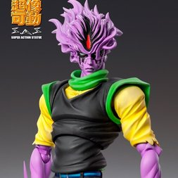 Super Action Statue: Baoh the Visitor Baoh Second