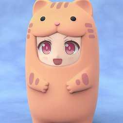 Nendoroid More Tabby Cat Face Parts Case (Re-run)