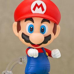 Nendoroid Super Mario Bros. Mario (Re-run)