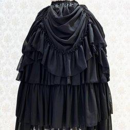 Atelier Pierrot Bustle Long Skirt