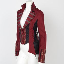 Ozz Oneste Autumn Rose Jacket