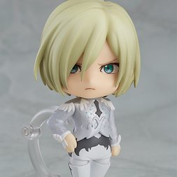 Nendoroid Yuri!!! on Ice Yuri Plisetsky