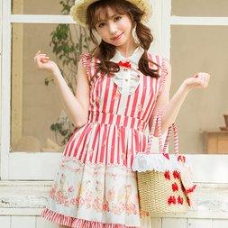 LIZ LISA Ice Cream Dress