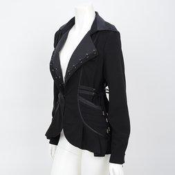 Rozen Kavalier Eyelet Tailored Jacket