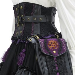 Ozz Oneste China Corset & Pouches
