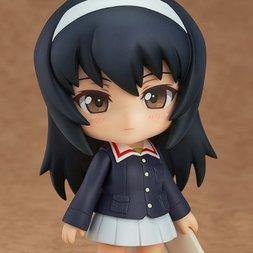 Nendoroid Girls und Panzer Mako Reizei
