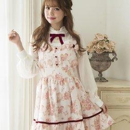 LIZ LISA Cameo Rose Dress