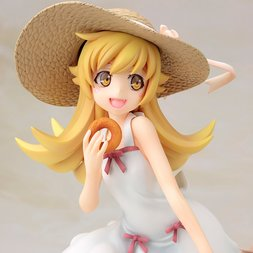 Nisemonogatari Shinobu Oshino 1/8 Scale Figure (Re-run)