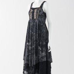 Ozz Oneste Map Dress