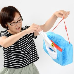 Doraemon Plush Tissue Box Cover