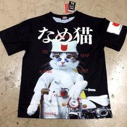 ACDC RAG Name Neko Socho T-Shirt