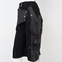 Ozz Croce Wide Half Pants