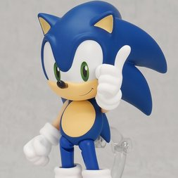 Nendoroid EZ Sonic the Hedgehog