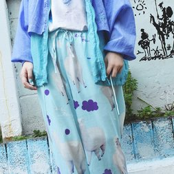 ACDC RAG Alpaca Pajama Pants