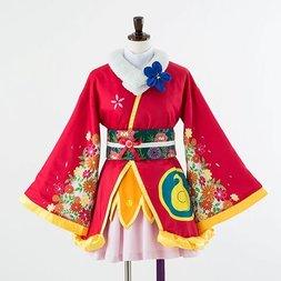 Love Live! The School Idol Movie Nico Yazawa Angelic Angel Cosplay Outfit