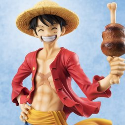Portrait of Pirates One Piece Limited Edition Luffy Ver. 20th