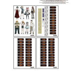 Steins;Gate Acrylic Divergence Meter - Complete Ver.