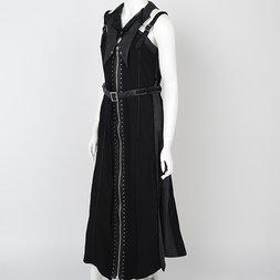 Ozz Croce Double Color Long Dress