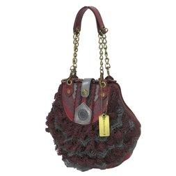 Rozen Kavalier Lace Handbag