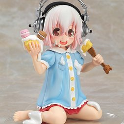 Super Sonico: Young Tomboy Ver.
