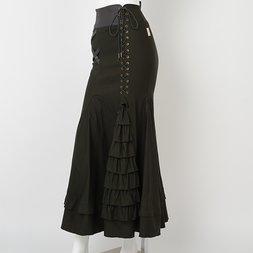 Rozen Kavalier Victorian-Style Mermaid Skirt