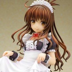 To Love-Ru Darkness Mikan Yuuki: Maid Style 1/7 Scale Figure