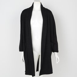 Rozen Kavalier Wing Design Shawl Collar Cardigan
