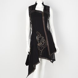 Rozen Kavalier Winter Victorian Dress
