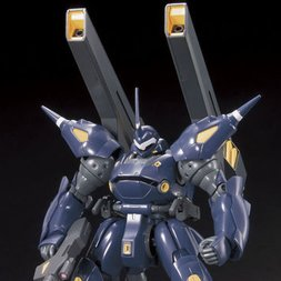 HGBF #08: Gundam Build Fighters Kampfer Amazing 1/144 Scale Plastic Model Kit