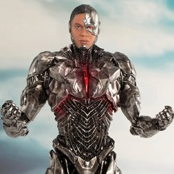 ArtFX+ Justice League Cyborg