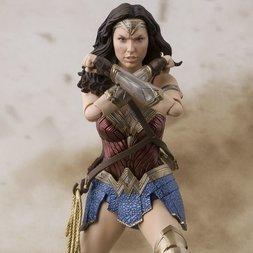S.H.Figuarts Justice League: Wonder Woman