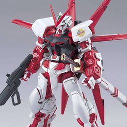 HG 1/144 Mobile Suit Gundam Seed Astray Gundam Astray Red Frame (Flight Unit)