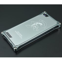 Kojima Productions × Gild Design iPhone SE Solid Bumper